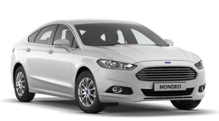 Ford Mondeo Zetec 2.0TDCi 150ps ECOnetic 5dr Powershift Auto