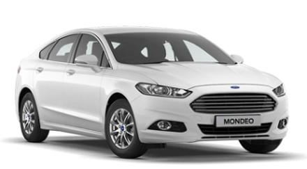 Ford Mondeo Zetec 1.5TDCi 120PS ECOnetic