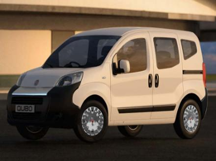 Fiat Qubo 1.4 Lounge 77hp 5dr