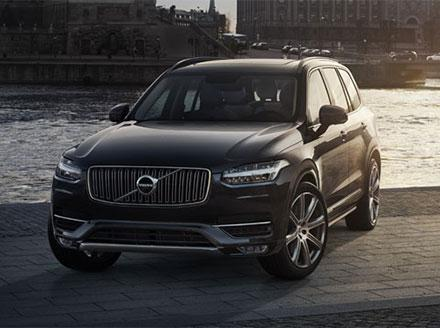All-New Volvo XC90 Inscription from £700 p/m*