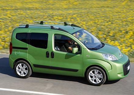 Fiat Qubo 1.3 Trekking 95hp
