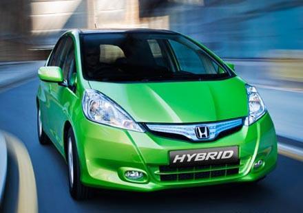 Honda Jazz 1.3 IMA HX-T Hybrid 5dr CVT