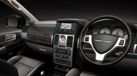 Chrysler Grand Voyager 2.8 CRD SE 5dr Auto