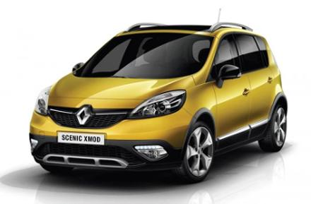 Renault Scenic XMOD Dynamique TomTom dCi 130 Stop & Start
