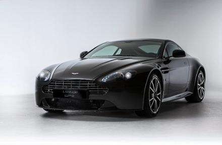 Aston Martin V8 Vantage SP10 Roadster Manual