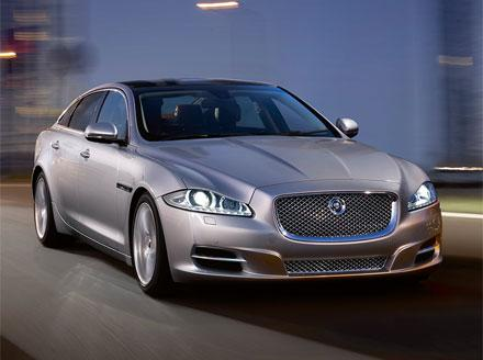 Jaguar XJ Portfolio for the Price of an XJ Premium Luxury*