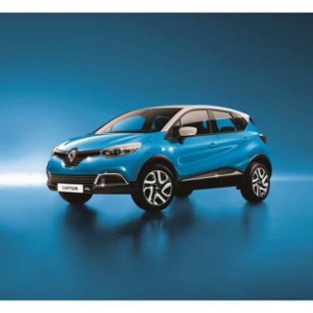 Renault Captur Dynamique Nav dCi 90