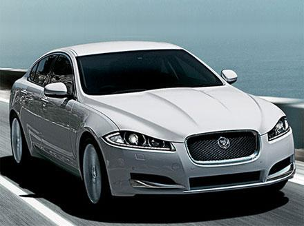 Jaguar XF from £329 per month with 3 Years Free Servicing*