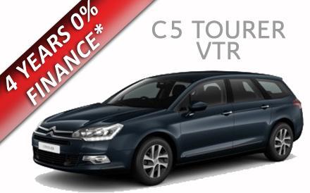 C5 1.6 VTR Tourer 115PS