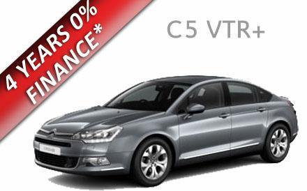 Citroen C5 VTR+ 1.6 HDi 115PS 4Dr