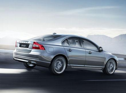 Volvo S80 T6 AWD SE Lux Geartronic