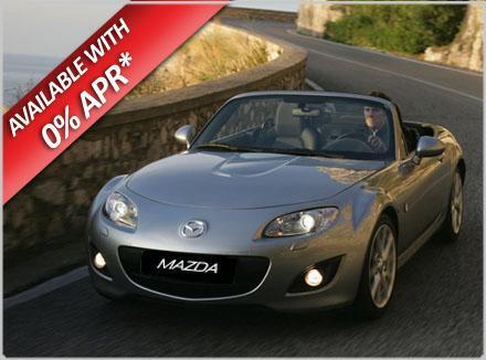 Mazda MX-5 2.0i 2dr Powershift (Auto)
