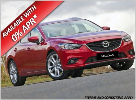 Mazda 6 Saloon 2.2D Sport Nav