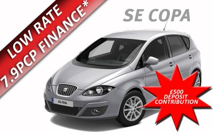 Seat Altea SE Copa 2.0 TDI 140PS 5dr