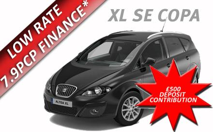 Altea XL I-TECH 1.6 TDI DSG-Auto 105PS 5Dr