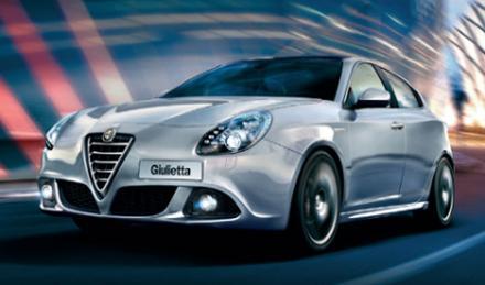Alfa Romeo Giulietta Series 1 1.4 TB 120 bhp Distinctive