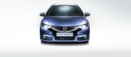 Honda Civic Tourer 1.6 i-DTEC SE Plus 5dr