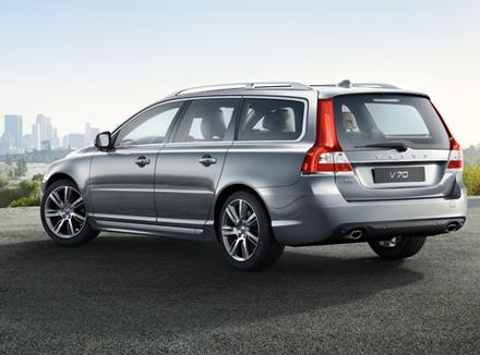 Volvo V70 D2 Powershift Business Edition