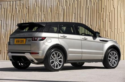 Land Rover Range Rover Evoque 2.2 SD4 Dynamic 5dr [Lux Pack]