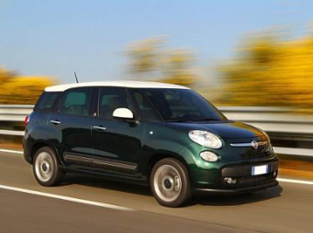 Fiat 500L Pop Star 5 Seats with £1400 Contribution!