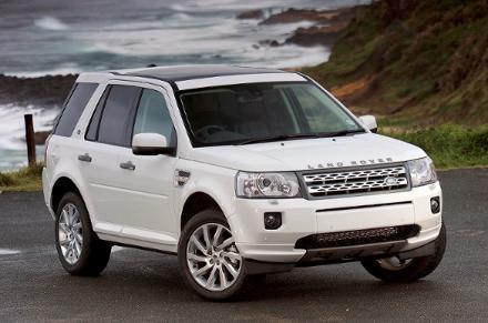 Land Rover Freelander 2 Freelander 2.2 TD4 SE Manual from £299 per month*