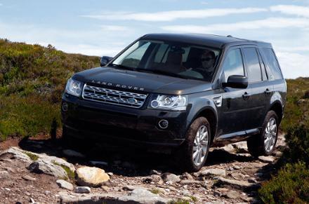 Land Rover Freelander 2 2.2 eD4 S 5dr 2WD