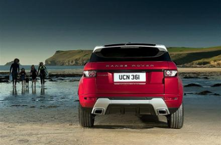 Land Rover Range Rover Evoque 2.2 SD4 DYNAMIC 3DR (LUX PACK) DIESEL COUPE