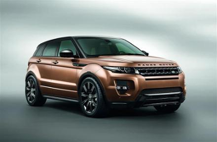 Range Rover Evoque 2.2 SD4 Dynamic 5-door Auto from £399 per month*