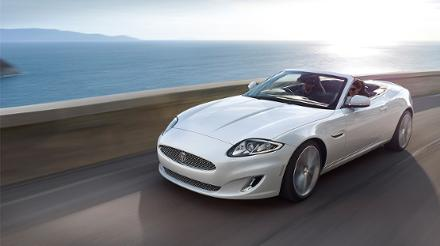 Jaguar XK From £699 per month*