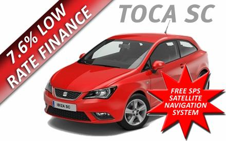 Seat Ibiza Toca 1.4 16V 85PS 3Dr