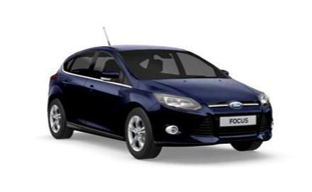 Focus Zetec 5dr Hatchback 1.6 105PS