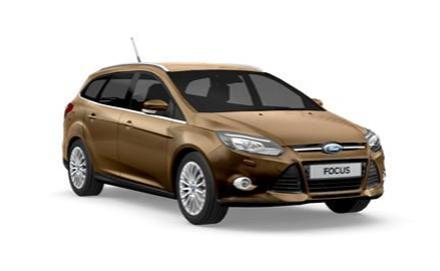 Ford Focus Estate 1.6 TDCi 115 Titanium X 5dr