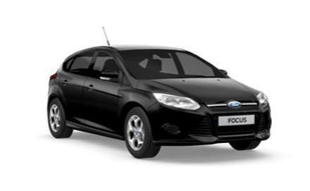 Ford Focus 1.6 85ps Studio 5dr