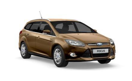 Ford Focus Estate 2.0 TDCi Titanium 5dr