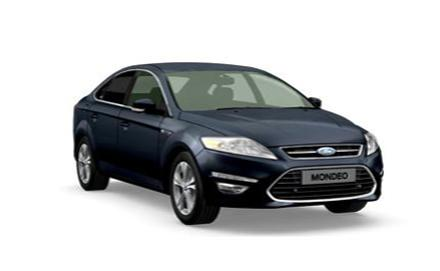Ford Mondeo 1.6 EcoBoost Titanium X Business Edition 5dr