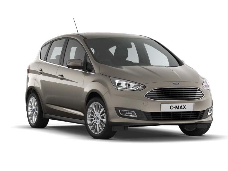 Ford C-Max 1.0T EcoBoost 100ps (Start/Stop) Titanium