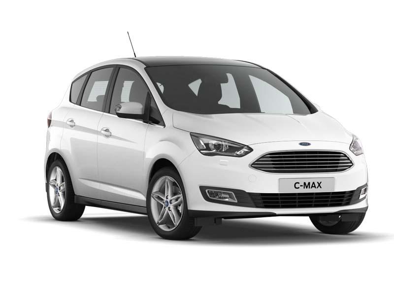 Ford C-Max 1.0T EcoBoost 125ps (Start/Stop) Titanium X