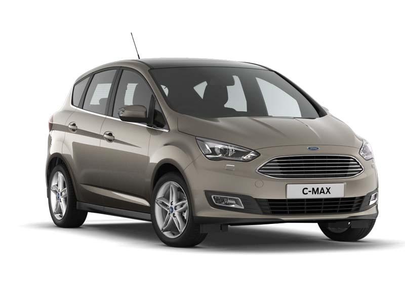 Ford C-Max 1.6 EcoBoost 182PS Titanium X 5dr [Start/Stop]