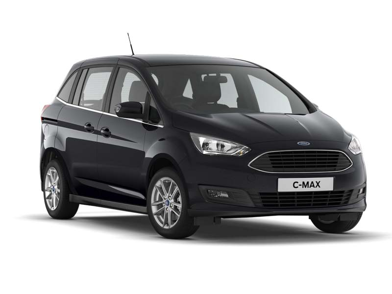 Ford Grand C-MAX Zetec 1.0T EcoBoost 100PS