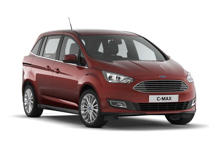 Ford Grand C-MAX Titanium 1.0T EcoBoost 125PS
