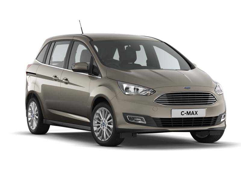 Ford Grand C-MAX Titanium X 1.0T EcoBoost 125PS
