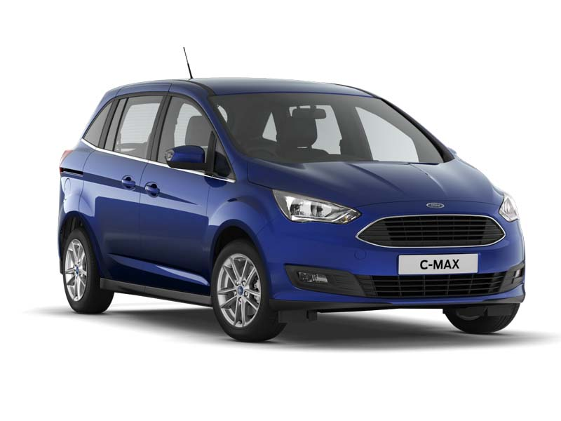 Ford Grand C-MAX Zetec 1.0T EcoBoost 125PS