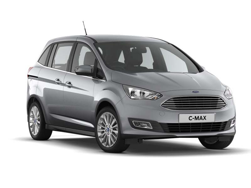Ford Grand C-MAX Titanium 1.5TDCi 120PS