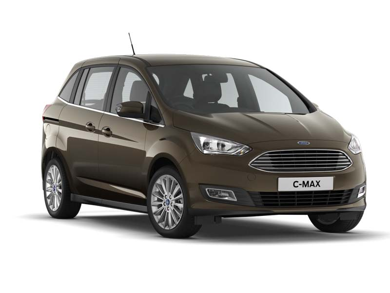 Ford Grand C-MAX Titanium 2.0TDCi 150PS
