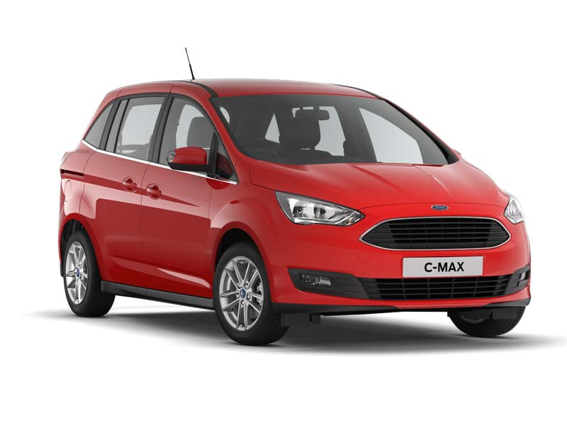 Ford Grand C-MAX Zetec 1.5TDCi 120PS