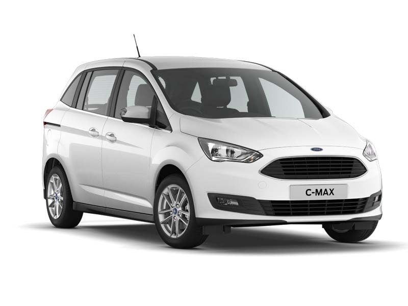 Ford Grand C-MAX Zetec 1.5 TDCi 120PS Powershift