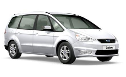 Ford Galaxy 2.0 TDCI 140 ZETEC 5dr