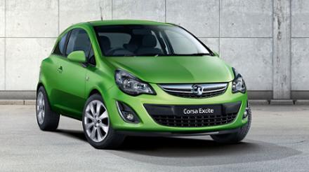 Vauxhall Corsa 1.0i 12v ecoFLEX Excite 3dr