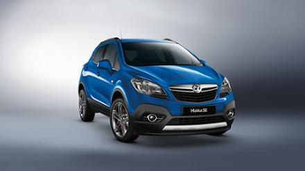 Vauxhall Mokka 1.7CDTi 16v (130PS) Start/Stop FWD SE 5dr