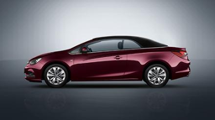 Vauxhall Cascada 2.0CDTi 16v (165PS) Start/Stop SE 2dr